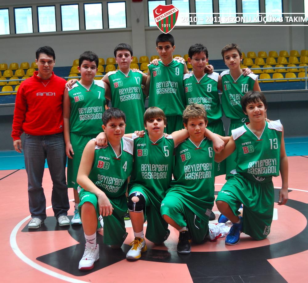 2010 – 2011 SEZONU – KÜÇÜK B (1998 – 1999 doğ.)