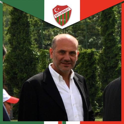 Beylerbeyi Spor Kulübü Başkanı Mustafa Yazıcı