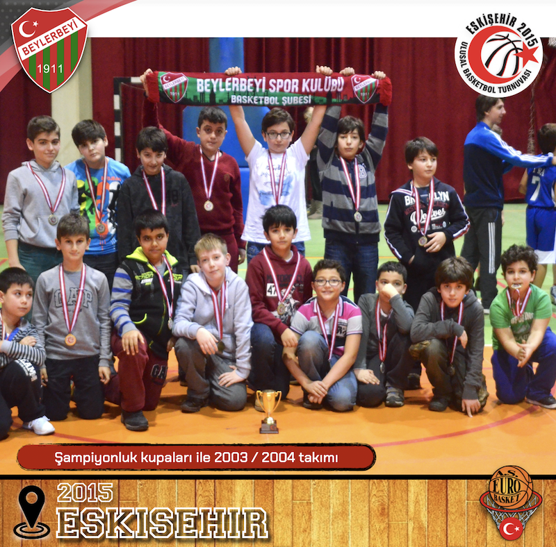 2014 – 2015 SEZONU – MİNİK (2003-2004 Doğ.)