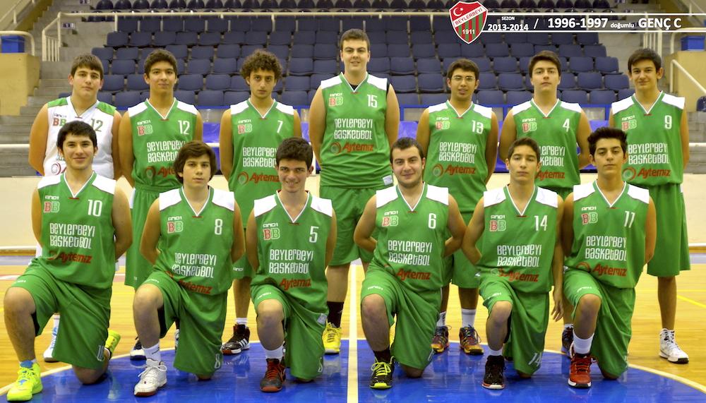 2013 – 2014 SEZONU – GENÇ C (1996-1997-1998 Doğ.)