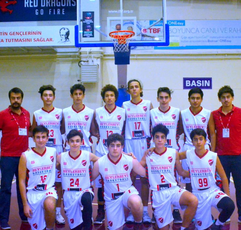 2017 – 2018 SEZONU – TBF SERİ A – U 16 (2002 Doğ.)