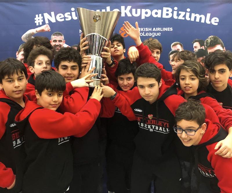 2018 – 2019 SEZONU – U13 KIRMIZI (2006 Doğ.)