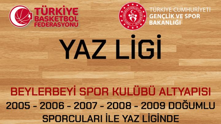 TBF, Türkiye'de İlk Defa Yaz Ligi Düzenleyecek